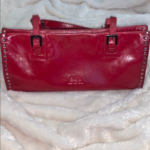 Beijo Leather Handbag
